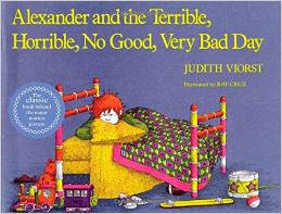 Alexander's Horrible, Terrible, No Good, Very Bady Day