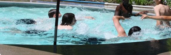 boys in pool 2010