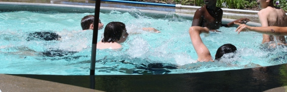 boys in pool 2010