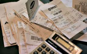 Image result for keep receipt
