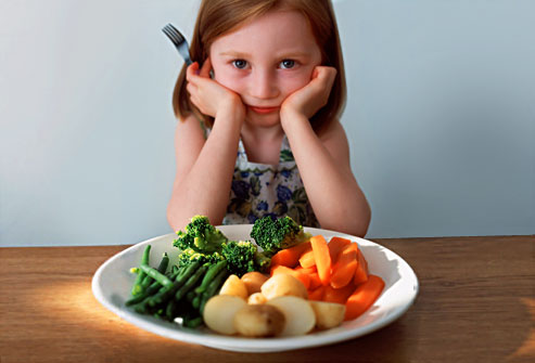 getty_rm_photo_of_girl_in_front_of_plate_of_veggies