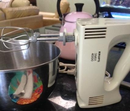 krupps mixer